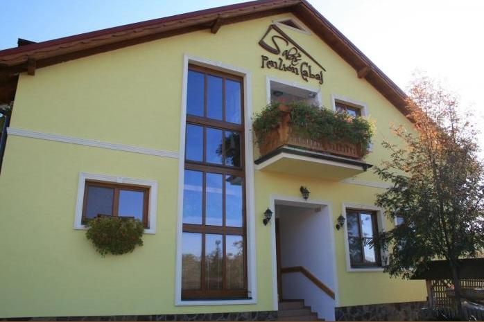 Reštaurácia a Penzión Salaš Cabaj - Kam v meste  9e638742705