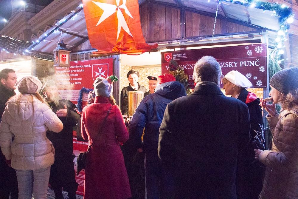 429a38a50 Charitatívny Vianočný punč Maltézskeho rádu - Kam v meste | moja Nitra